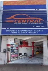 Central Peças  e Serviços Automotivos