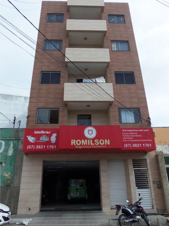 Romilson Segurança Eletrônica