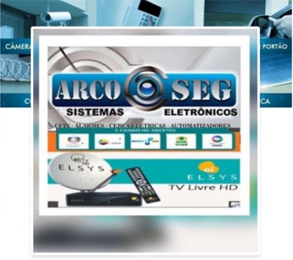 ARCOSEG - Sistemas Eletrônicos