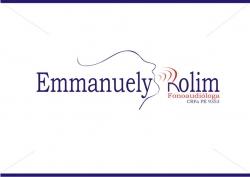 Emmanuely Rolim - Fonoaudióloga