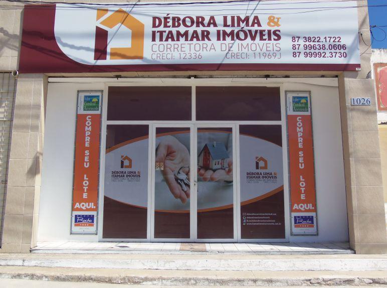 Débora Lima & Itamar Imóveis
